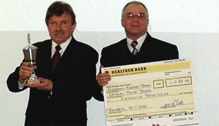 Zbigniew Michniowski i Bogdan Kocurek.