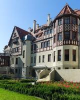 Łódź. Pałac Steinertów po rewitalizacji wystawiony na przetarg. Do wynajęcie jest pałac przy Piotrkowskiej 272 a [ZDJĘCIA]