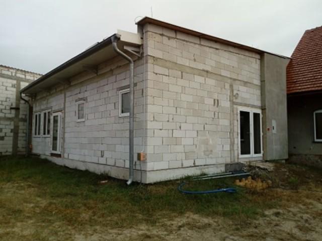 Będą mieli swoją salę wiejską, przy budynku szkoły podstawowej, w centrum wioski