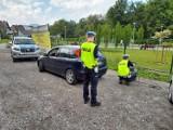 Zakopane. Policja bada spaliny. Niektórzy kierowcy stracili dowody rejestracyjne
