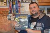 Podróżnik-naukowiec Mirosław Rajter odwiedził swoje rodzinne miasteczko Trzciel