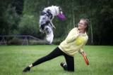 Weronika Burczyk z Bełchatowa zdobywa nagrody ze swoim psem Mori