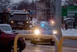 Wałbrzych: Drogowy armagedon. Miasto zablokowane (ZDJĘCIA)