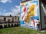 Tak wygląda nowy mural w Chełmnie. To atrakcja turystyczna. Obejrzyjcie wszystkie
