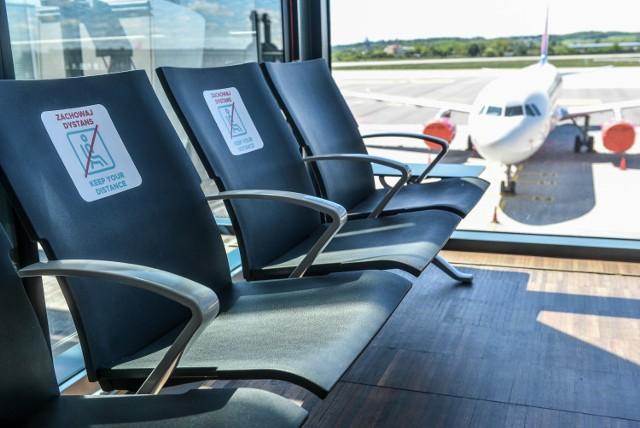 Lotnisko w Gdańsku w 2020 r. obsłużyło niecałe 2 mln pasażerów