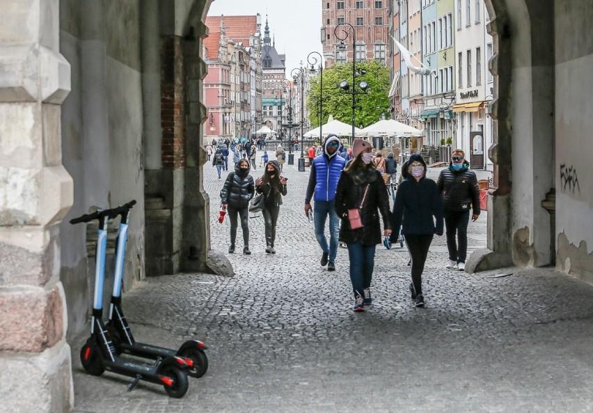 Weekend w Gdańsku 16-17.05.2020 r.