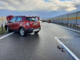 Osiem minut - trzy wypadki w gminie Stolno. W sumie 20 osób podróżowało autami