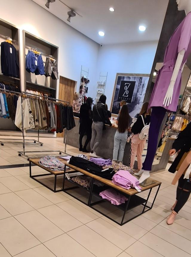 Otwarcie outletu Zara w C.H Europa w Nowym Sączu