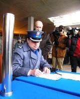Insp. Piotr Kucia, zastępca Komendanta Wojewódzkiego Policji w Katowicach, ma zostać wiceprezydentem Bielska-Białej [ZDJĘCIA]