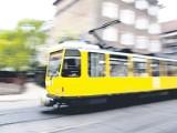 Tramwaje jadące przez węzeł Łękno zmienią godziny kursowania