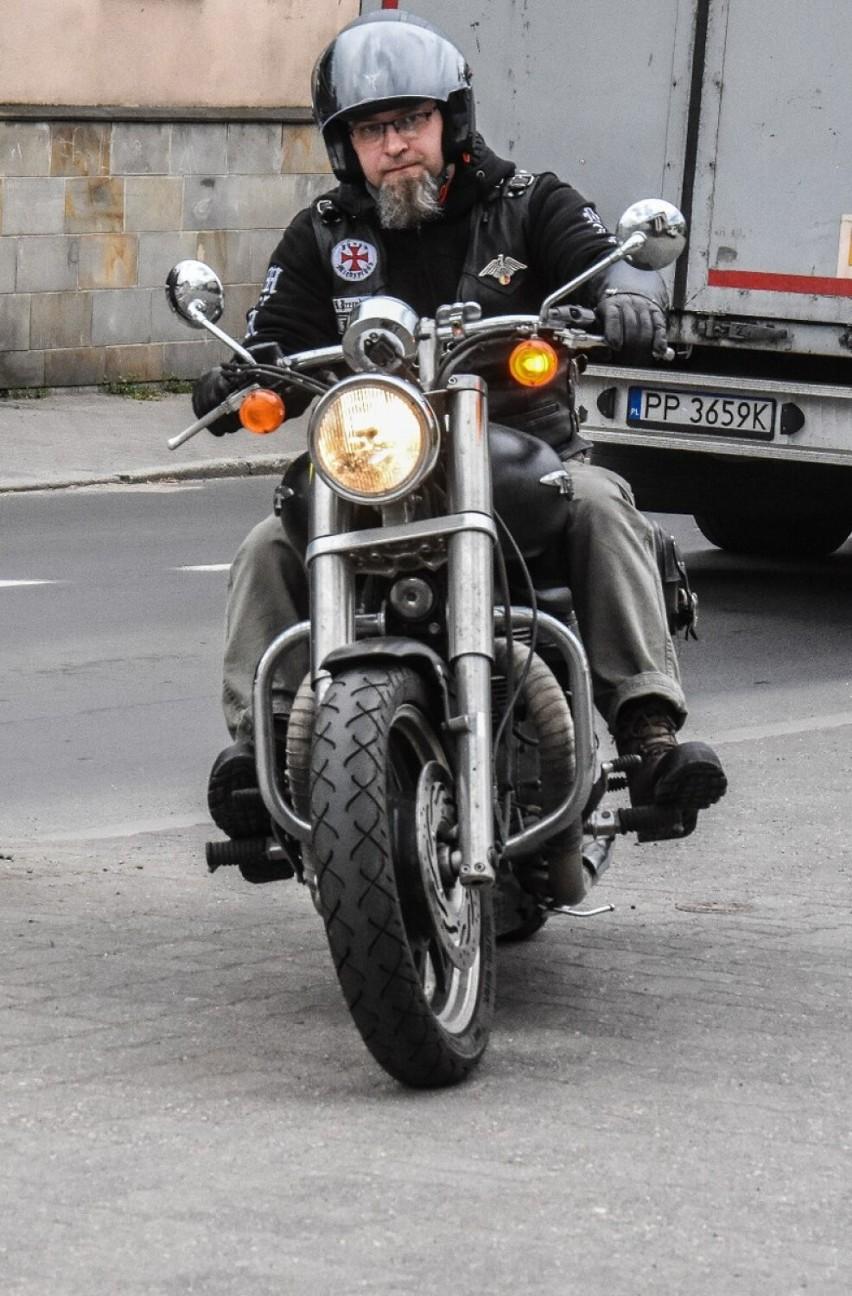 """Wronki. """"Powrót z hukiem"""", czyli wyjątkowa parada motocykli! Na ulice miasta wyjechały stalowe rumaki"""