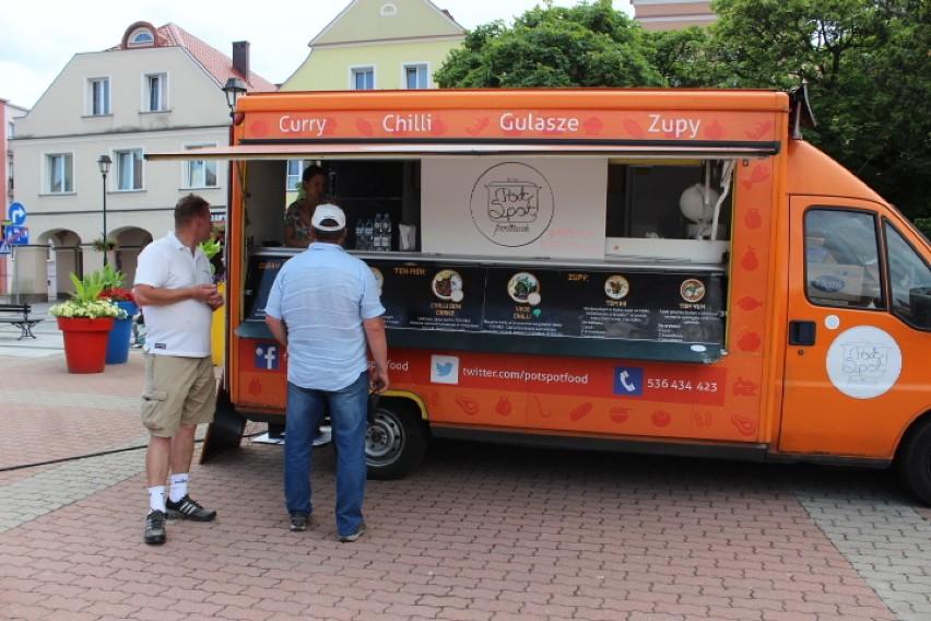Food Trucki opanowały Stary Rynek w Łomży