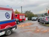 Wypadek w Smolnie (gmina Puck): miał ponad 2 promile i wymusił pierwszeństwo | ZDJĘCIA, NADMORSKA KRONIKA POLICYJNA