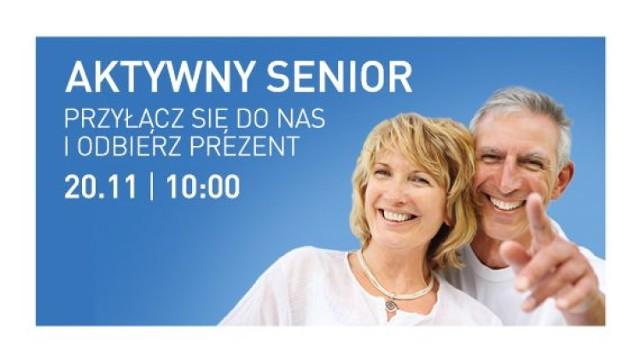 AKTYWNY SENIOR. Cuprum Arena w Lubinie zaprasza seniorów na event z nagrodami