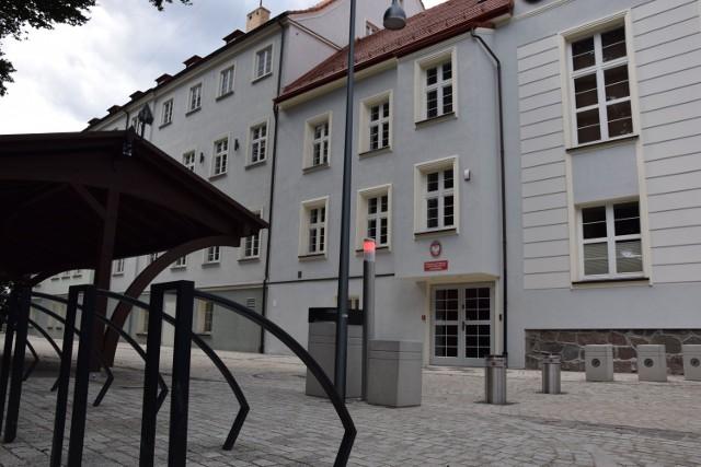 Budynek RDLP w Szczecinku