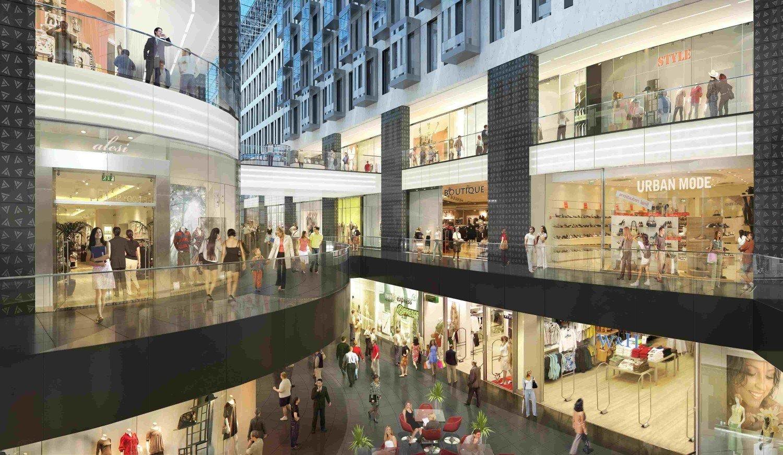 8dd4870661f71 PLAC UNII CITY SHOPPING. Najnowsze centrum handlowe w Warszawie ...