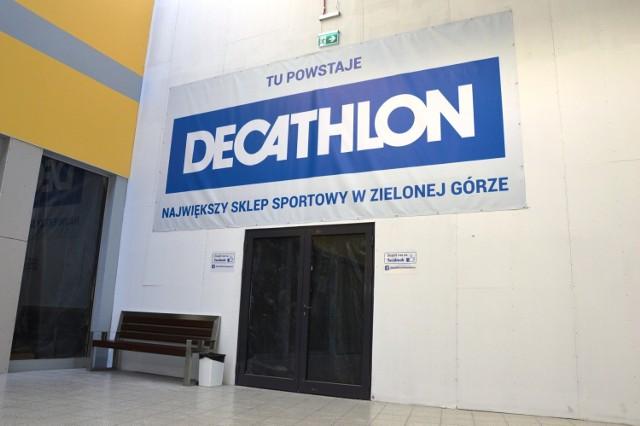 Otwarcie sklepu Decathlon w Zielonej Górze