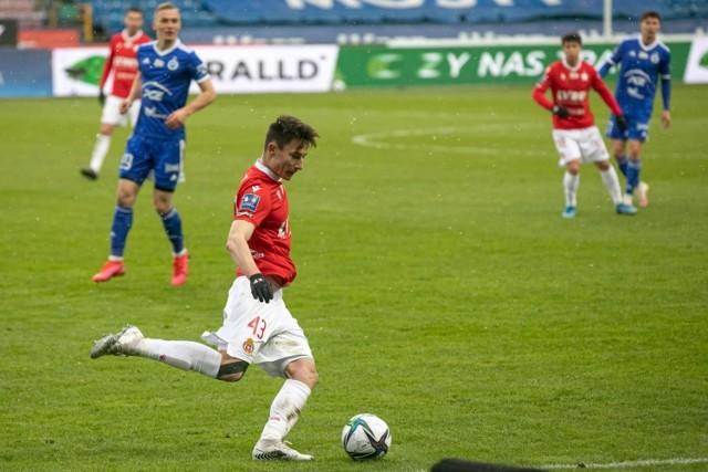 Dawid Szot wrócił w meczu ze Stalą Mielec do gry po pięciu kolejkach przerwy