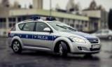 Policjanci eskortowali do szpitala mężczyznę z podejrzeniem zawału serca