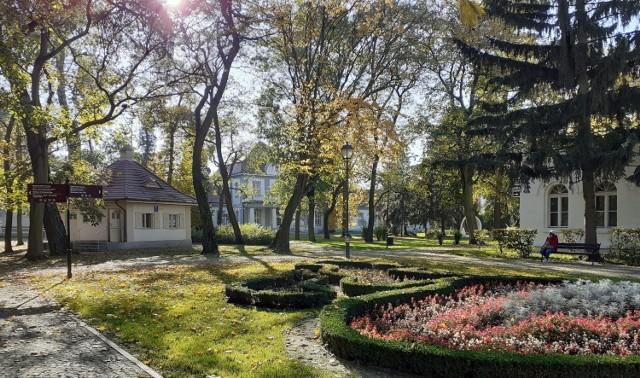 Jesienią Solanki mają wiele uroku. Spokojnie tu, nieco sennie, nastrojowo..
