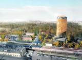 W Toruniu mają pojawić się pierwsze wieżowce z prawdziwego zdarzenia. Najwyższy ma powstać przy ul. Dybowskiej [ZDJĘCIA]