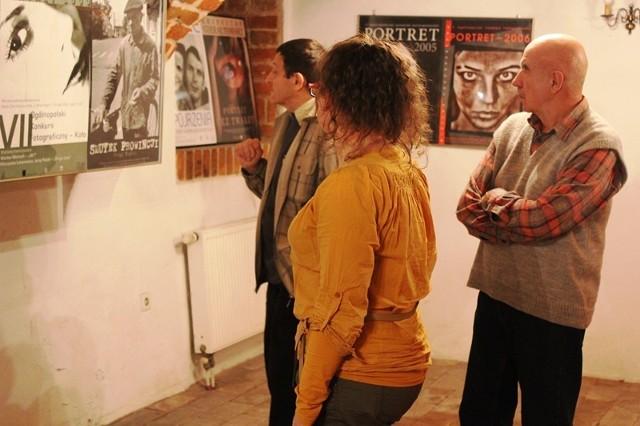 Koło - Fakt otworzył wystawę plakatu