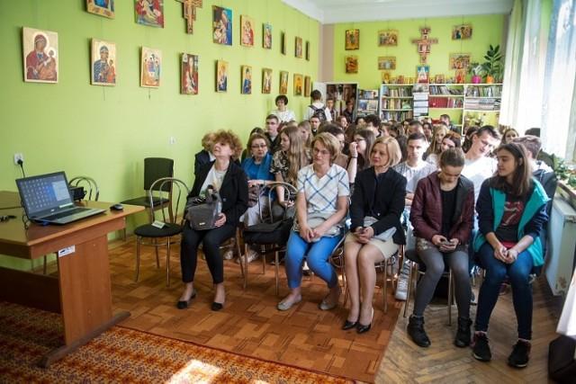 Sesja naukowa o św. Janie Pawle II  i Prymasie Wyszyńskim w Bochni