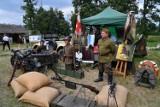 Pruszcz Gdański. Miłośnicy historii spotkali się ze szwadronem kawalerii ułanów zaniemeńskich |ZDJĘCIA