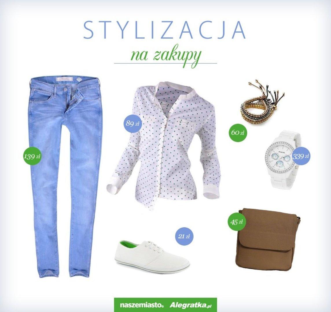 2930f55600 Stylizacja  na zakupy - NaszeMiasto.pl