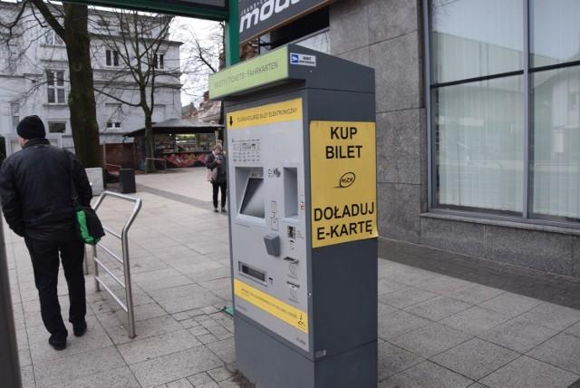 Przybędzie nam niebawem nowych automatów na przystankach MZK  do zakupu biletów