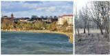 Trwa porządkowanie terenu pod sztuczną plażę w Łęczycy (ZDJĘCIA)