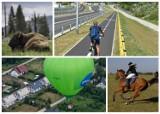 Aktywny wypoczynek na Podlasiu. Loty balonowe, jazda konno czy rowerem - oto najlepsze atrakcje [PRZEGLĄD]