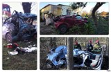 Śmiertelne wypadki w Piotrkowie i na drogach powiatu w 2020 roku. Drogi w naszym regionie znów zebrały żniwo [ZDJĘCIA]