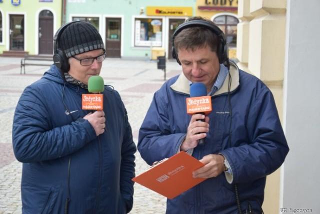 Radiowa Jedynka nadawała z Łęczycy