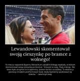Ania jest w ciąży, Lewandowski będzie tatą [MEMY]