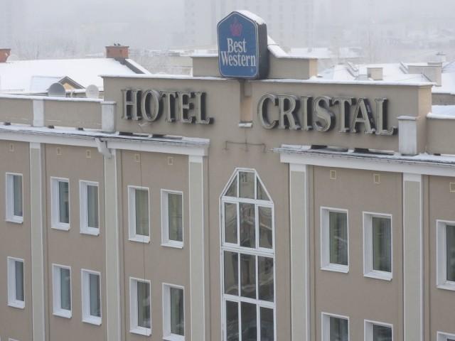 Hotel Cristal stracił gwiazdki