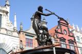 Urodziny Fontanny Neptuna 09.10.2020 r. Jeden z gdańskich symboli został uruchomiony po raz pierwszy 387 lat temu
