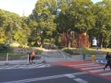 Bezpieczeństwo! Na ulicy Czarnieckiego będą doświetlone dwa przejścia dla pieszych. Właśnie zaczęły się prace. ZDJĘCIA