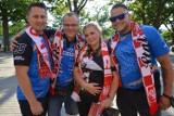 Kibice wspierają w Wrocławiu Bartosza Zmarzlika w turnieju Grand Prix [ZDJĘCIA]