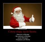 Św. Mikołaj roznosi prezenty i koronawirusa MEMY. Mikołajki w czasach pandemii oczami internautów 6.12.2020
