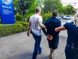 Zabrze: Nie spodobała mu się obecność policjantów, więc uszkodził ich radiowóz