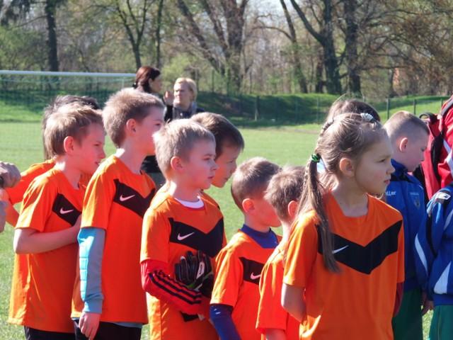Lubań: turniej piłki nożnej. Zagrały drużyny żaków