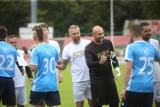 Mecz charytatywny w Sosnowcu. Pectus Football Team grał z Fundacją Rób Dobro
