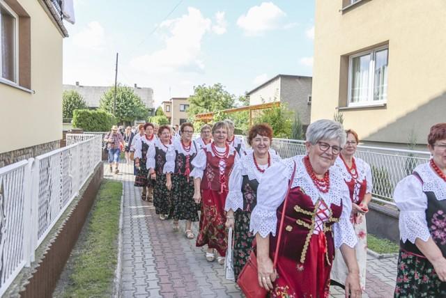 W Gaszowicach obchodzono dożynki.