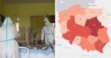 W Śląskiem wciąż najwięcej zgonów. Gdzie nowych zakażeń jest najmniej? Sprawdź swoje miasto