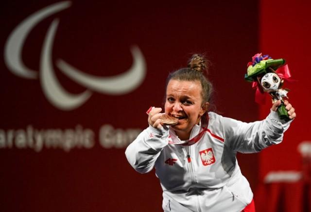 Justyna Kozdryk z brązowym medalem!