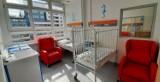 Oddano do użytku oddział pediatryczny Szpitala św. Wincentego a Paulo w Gdyni
