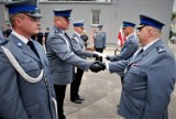 Tczew. 48 pracowników powiatowej policji awansowało na wyższe stopnie