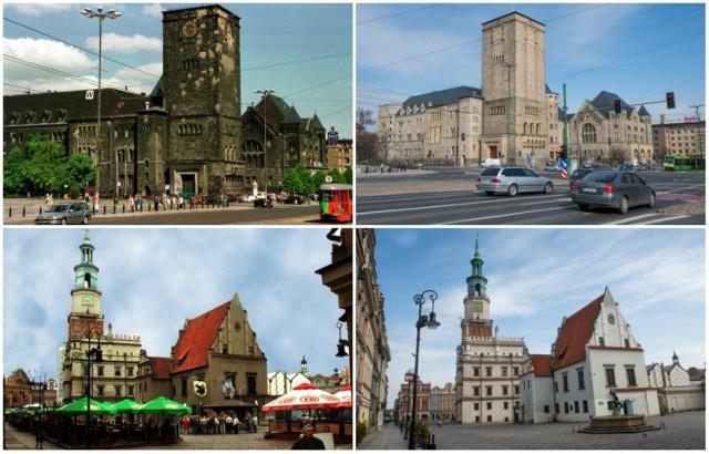 Obecnie nie powinniśmy wychodzić z domów, więc zapraszamy Was na wirtualny spacer w czasie i przestrzeni. Zebraliśmy zdjęcia Poznania z przełomu lat 90. i 2000. a następnie sfotografowaliśmy te same miejsca obecnie. Dzięki temu zobaczycie, jak zmienił się Poznań, jego mieszkańcy, także moda oraz auta i tramwaje, które jeżdżą po ulicach miasta.  Zobacz kolejne zdjęcie --->