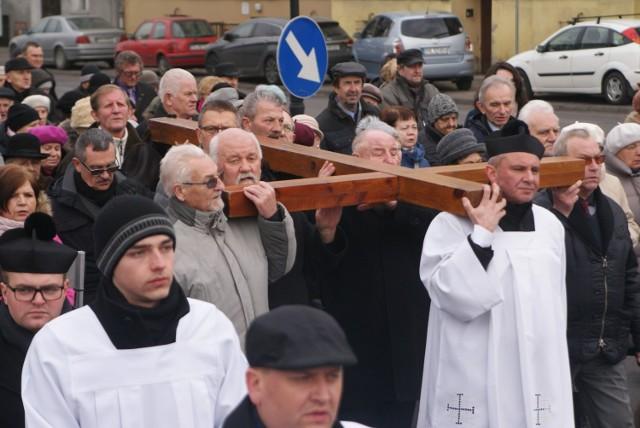 Droga krzyżowa w Kaliszu